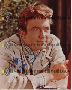 Photo Signed by Albert Finney