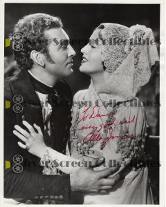 Photo Signed by Allan Jones
