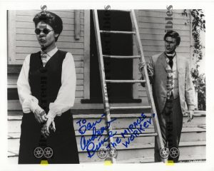 Photo Signed by Andrew Prine