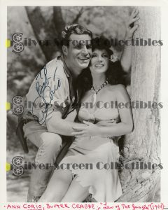 Photo Signed by Ann Corio