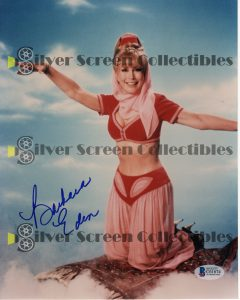 Photo Signed by Barbara Eden