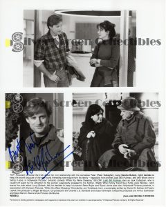 Photo Signed by Bill Pullman