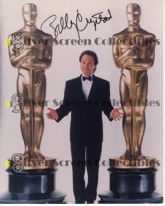 Photo Signed by Billy Crystal