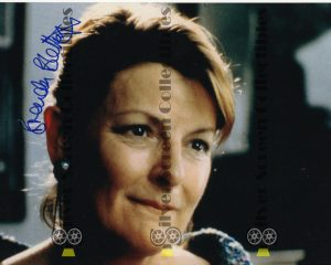 Photo Signed by Brenda Blethyn