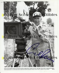 Photo Signed by Carl Reiner