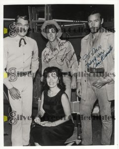 Photo Signed by The Lawman