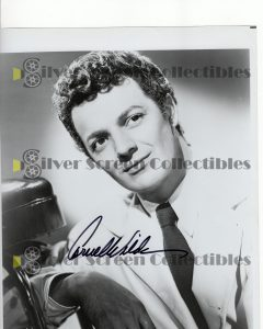 Photo Signed By Cornel Wilde