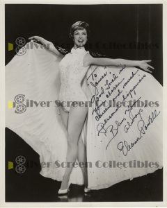 Photo Signed By Eleanor Powell