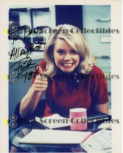 Photo Signed by Faith Ford
