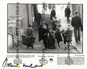 Photo Signed by Frank McCourt