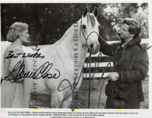 Photo Signed By Bob Steele