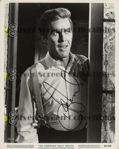 Photo Signed by Harve Pressnell
