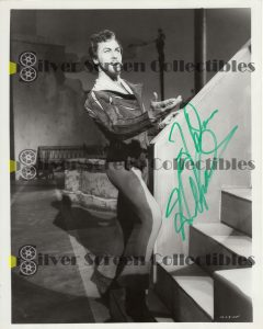 Photo Signed by Howard Keel
