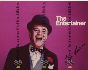 Photo Signed by Jack Lemmon