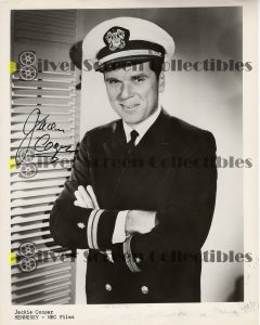 Photo Signed by Jackie Cooper