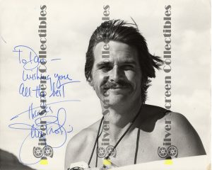 Photo Signed by James Brolin