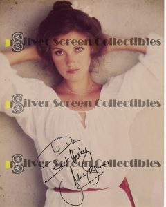 Photo Signed by Jane Seymour
