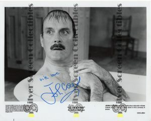 Photo Signed by John Cleese