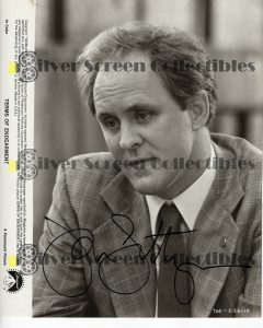 Photo Signed by John Lithgow