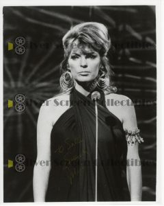 Photo Signed By Julie London