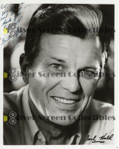 Photo Signed by Karl Held