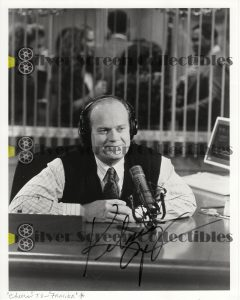 Photo Signed by Kelsey Grammer