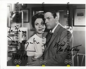 Photo Signed by Invasion of the Body Snatchers
