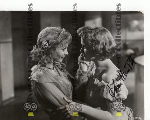 Photo Signed by Kim Hunter