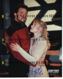Photo Signed by Lisa Wilcox