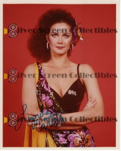 Photo Signed by Lynda Carter