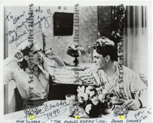 Photo Signed by Mae Clarke