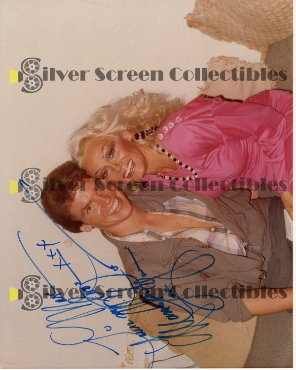 Photo Signed by Mamie Van Doren