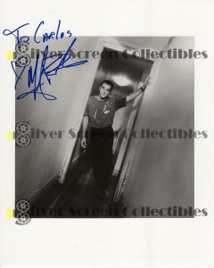 Photo Signed by Mandy Patinkin