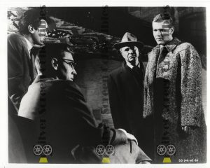 Photo Signed by Martin Milner