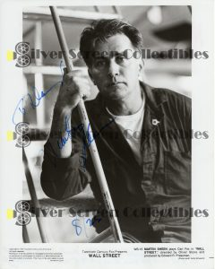 Photo Signed by Martin Sheen