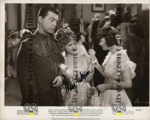 Photo Signed by Mary Anderson
