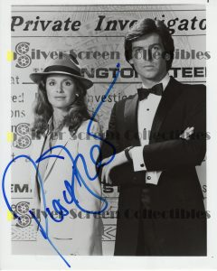 Photo Signed by Pierce Brosnan