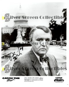 Photo Signed by Rod Steiger