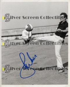 Photo Signed by Roger Moore