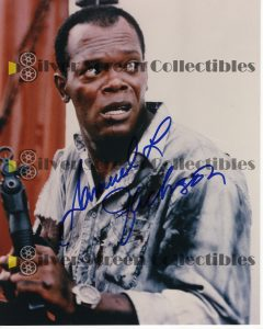 Photo Signed by Samuel L. Jackson