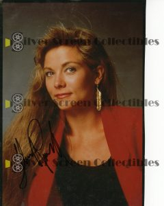 Photo Signed by Teresa Russell