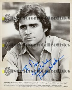 Photo Signed by Treat Williams
