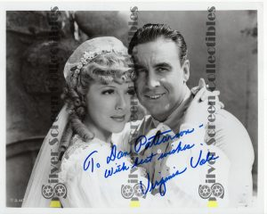 Photo Signed by Virginia Vale