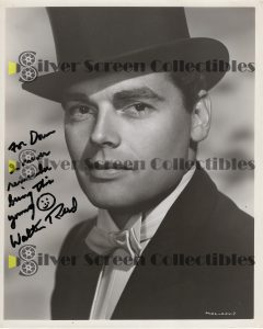 Photo Signed by Walter Reed