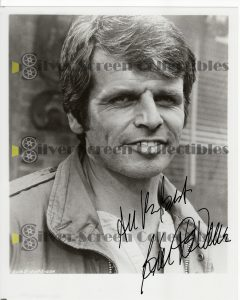 Photo Signed By William Devane