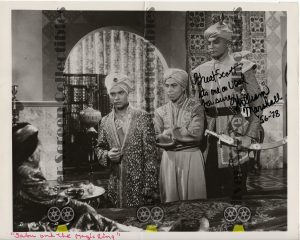 Photo Signed by William Marshall