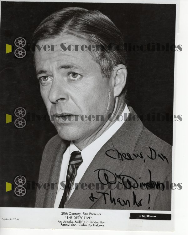 Photo Signed by William Windom