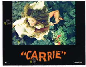 Lobby Card SET from Carrie