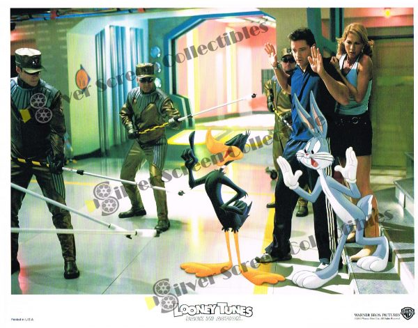 Lobby Card SET from Looney Tunes Back in Action
