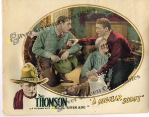 Lobby Card from Regular Scout